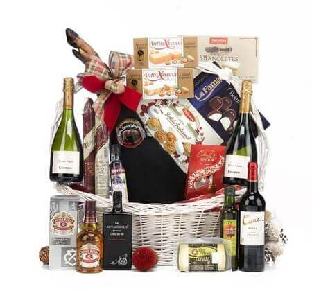 Holiday Tradition Basket