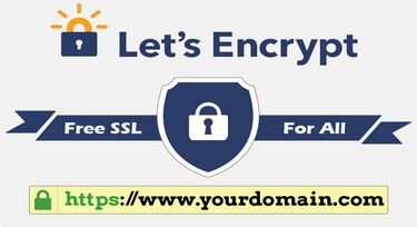 Let's Encrypt is a free, automated, and open Certificate Authority.