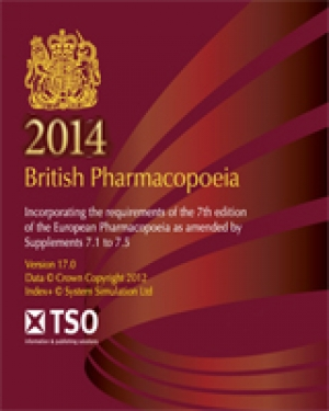British Pharmacopoeia 2014