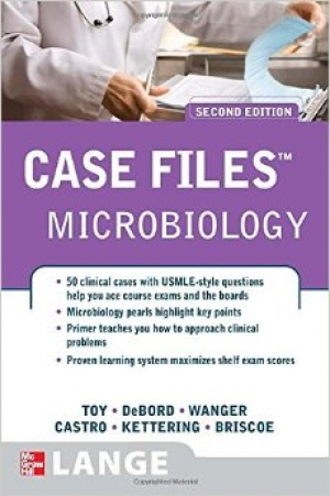 Case Files: Microbiology