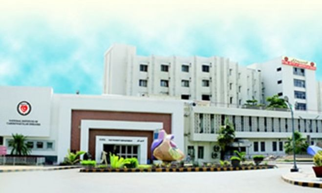 National Institute of Cardiovascular Diseases - Karachi