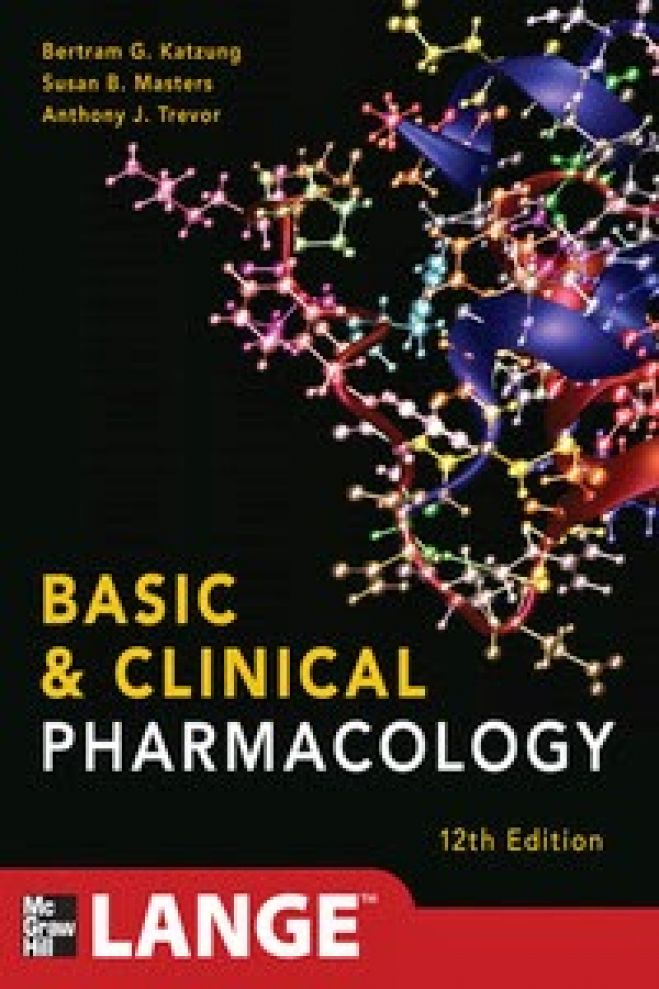 Basic and Clinical Pharmacology, 12th Edition