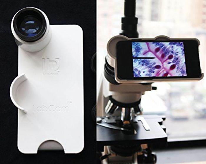 iDu Optics LabCam Microscope Adapter for iPhone