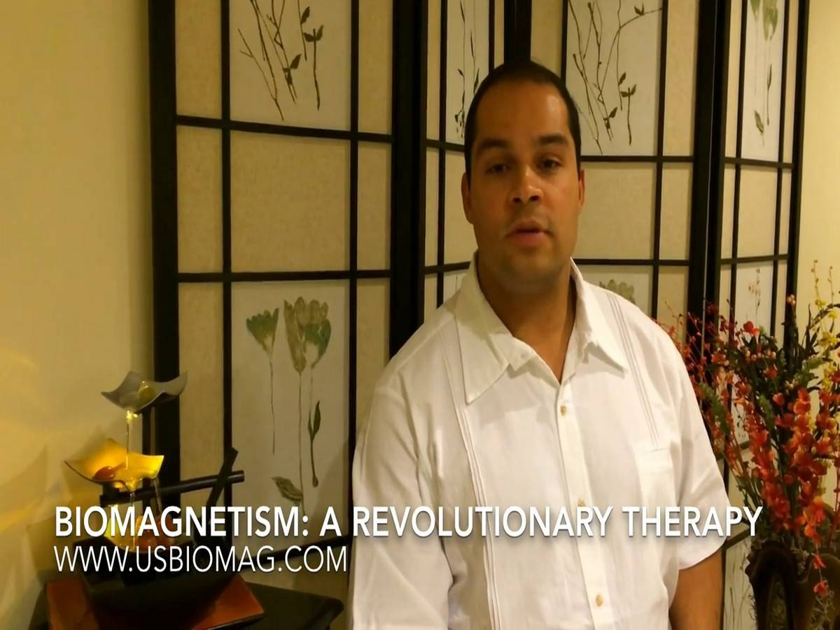 Biomagnetism: A Revolutionary Therapy