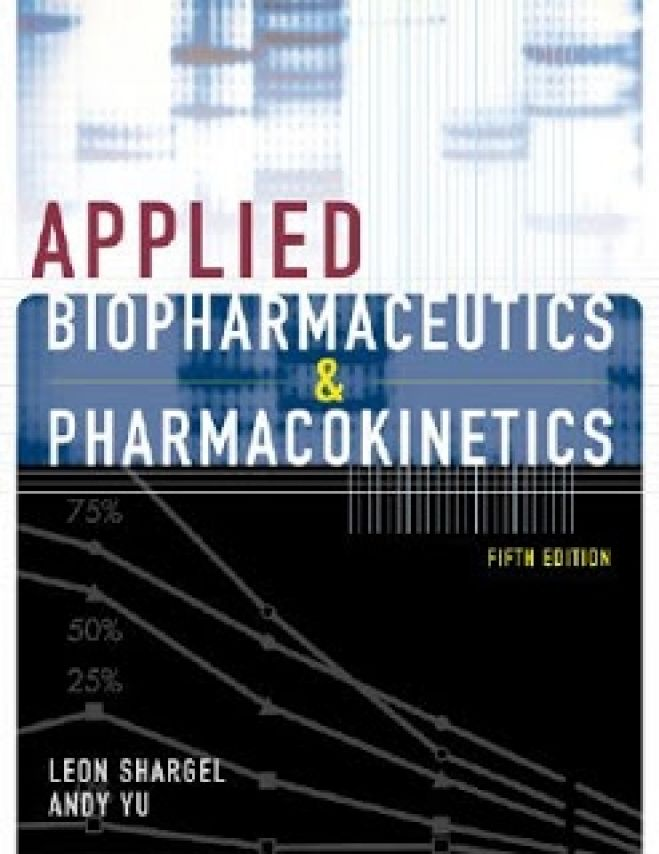 Applied Biopharmaceutics and Pharmacokinetics, 5th Edition