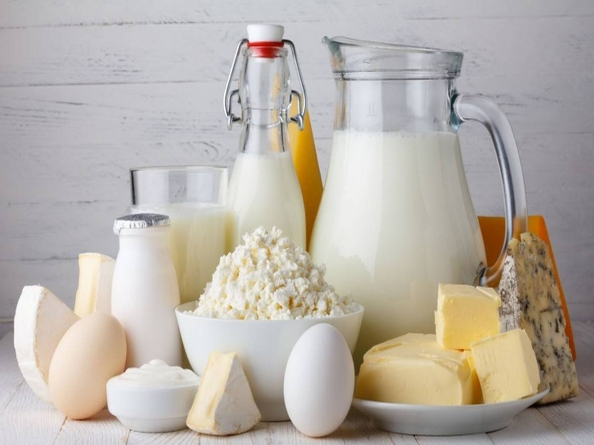 Biomagnetism and Dairy Products
