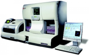 AUTOMATED HEMOTOLOGY ANALYZER