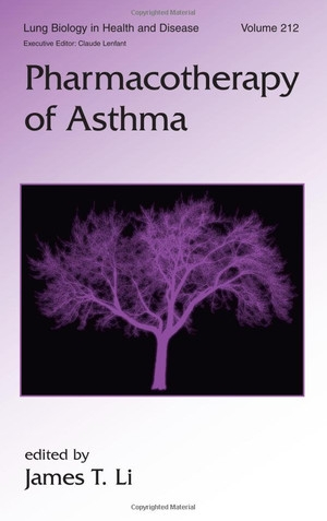 Pharmacotherapy of Asthma
