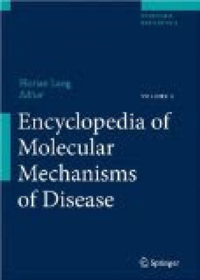 Encyclopedia of Molecular Mechanisms of Disease, 1st Edition - 2009