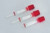 PLAIN TUBES (Without any anticoagulant) AND FLUORIDE TUBES FOR COLLECTION OF BLOOD