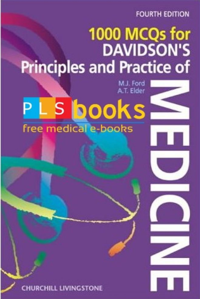 1000 MCQs for Davidson's Principles and Practice of Medicine